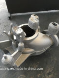 Sand-Gussteil des Lagergehäuse-Kohlenstoffstahl-400kgs