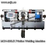 カムシャフトの摩擦溶接機械
