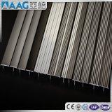 Perfil de aluminio/de aluminio de la protuberancia del ajuste