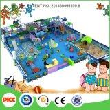 Qualitäts-Multispielerkind-Spielplatz-freches Luxuxschloß