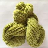 ストッキング、服、スカーフのための編むクワの絹ヤーンはヤーンを回した