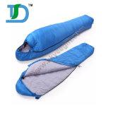 暖かさの-15程度のための空の綿の寝袋
