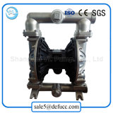 2 pulgadas de alta presión bomba de doble membrana neumáticas