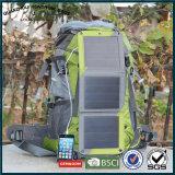 Morral de energía solar elegante universal Sh-17070116 de la carga que va de excursión