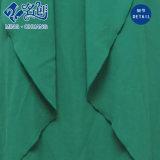خضراء [ستكينغ-وب] محتشمة [رووند-نك] [ميدّل-جد] نمو ثوب