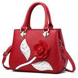 Sacchetti popolari di Stachel di modo del fiore della Rosa della borsa delle donne di disegno con la cinghia lunga Sy8406