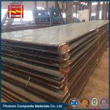 Piatto placcato dei contenitori a pressione dell'acciaio Q345b dell'acciaio inossidabile 316L