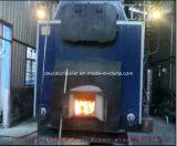 Chaudière à vapeur industrielle universelle de combustible solide