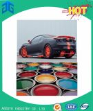 Peinture de jet automatique de véhicule de peinture de Matt de polyester thermodurcissable antibactérien de lustre