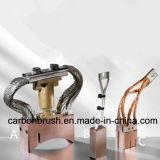Профессиональное изготовление щеток углерода CG665 металла