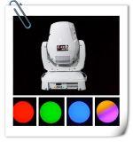LED 150W Gobo Déplacement de la lumière de la tête