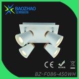 GU10 Max50W матовый белый фонаря направленного света