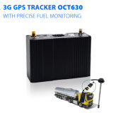 Traqueur de rail stable de 3G GPS avec déménager de véhicule d'arrêt