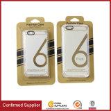 Rectángulo modificado para requisitos particulares del empaquetado al por menor del diseño simple para la caja del teléfono celular