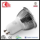 MR16 GU10 Lampe LED 220V CE RoHS ERP ETL Energy Star