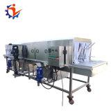 Het Verwarmen van de stoom de Wasmachine van het Dienblad van de Omzet/de Plastic Wasmachine van de Pallet/de Wasmachine van de Mand van de Aardappel
