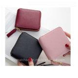 Vente en gros de porte-monnaie de téléphone portable Small Shopper Leather Wallet Purse