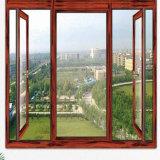 Foshan usine de verre aluminium direct des prix de la conception de la fenêtre à battant avec grill Commerce de gros