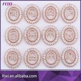 12 van de Tegenhanger van de Halsbanden namen de constellaties van de Manier van de Vrouwen Gouden Geplateerde Juwelen toe
