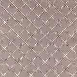 Le capitonnage a gravé le cuir en relief de sac à main de sac de vente de dessus de losange (W264)