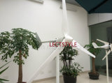 12V 24V 100W / 200W / 300W / 400W Gerador de Íman Permanente Horizontal Axis Three Blades Wind Turbine