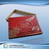 Caixa de empacotamento do presente do chocolate de /Candy/ da jóia do Valentim (xc-fbc-009)