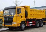 Sinotruk 6*4 25 tonnellate di rotelle di Dumper10 autocarro con cassone ribaltabile di 25 T
