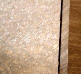민물 쉘 어머니 진주 불규칙한 삼각형 순수한 백색 모자이크 타일