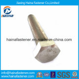 CNC que faz à máquina o parafuso Hex para o prendedor (HY-J-C-0122)