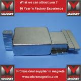 Het magnetische Blok van de Magneet van het Neodymium van Peramanent NdFeB N52