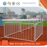Galvanizado en caliente de alta calidad de la barrera de control Cantó, cantó blanca barrera de control de la barrera, el evento