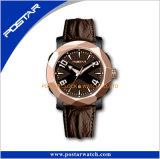 De quartzo novo do relógio de pulso dos relógios dos homens do esporte da forma luminoso impermeável
