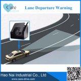 Sistema de seguridad delantero de vehículo del sistema de alarma de la salida del carril de la colisión de Caredrive Aws650