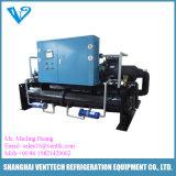 Refrescante de água de parafuso de refrigeração de água 216kw industrial para indústria