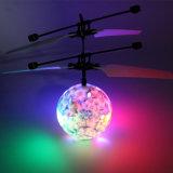 Miniinfrarotinduktions-Fliegen-Kugel mit LED-Shinning blinkender Beleuchtung