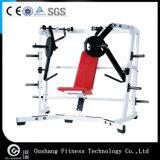 MERGULHO assentado máquina OS-H014 da força do martelo do equipamento da ginástica da aptidão de China