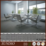 Design moderno piso comercial de PVC de intertravamento do laminado