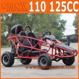 capretti automatici delle sedi di 110cc 125cc i due vanno Kart per il turista, spiaggia