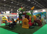 2014 Hot Selling Plastic Outdoor Playground Equipment (YL21876-03)