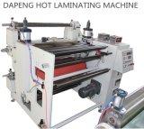 OPP/Belüftung-PET-Plastik-Schaltkarte-heiße lamellierende Papiermaschine
