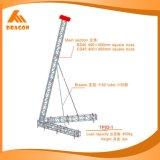 Precio de la parte inferior de la torre de aluminio de PA Altavoz Truss Truss Stand Altavoz