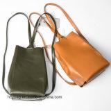 Multifunctionele Rugzak de Eenvoudige Zak van de Vrouwen Modieus Pu van Dame Shoulder Bag Fashion Tote Zak