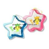 Sac cosmétiques en PVC, sac à la mode Lady Use, disponible en couleur Pantone, vos designs sont les bienvenus