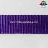 25mm Purple Flat Nylon Webbing para el cuello de perro y la correa