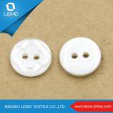 Кнопки смолаы одежды конструкции способа белые, кнопка тенниски