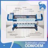 venta al por mayor de la impresora de sublimación de tinte del formato grande Dx5 del 1.8m