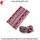 Headwear multifunzionale, multi sciarpa, Bandana senza giunte del tubo (YH-HS061)