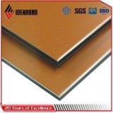 PVDF panneau de revêtement en aluminium publicitaire pour grands panneaux d'affichage