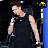 Sportkleidung u. Kurzschluss und Sleeveless T-Shirt für Gymnastik