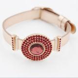 De Armband van Bithstones met het Leer van Pu in de Stijl van het Horloge - Beschikbare de Kleur van 12 Maand